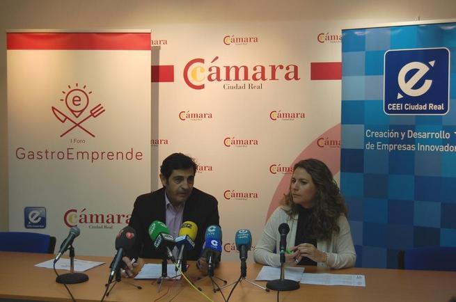 Imagen: Adolfo Muñoz, Carlos Medina o Jose María Iñigo, algunos de los ponentes de la I edición de GastroEmprende