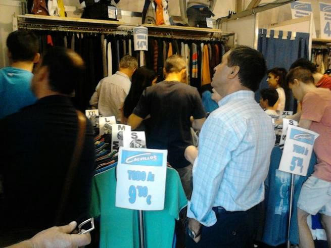 Imagen: La esperada Feria del Stock  en Ciudad Real arranca con un rotundo éxito de convacotoria  de visitantes y de compras