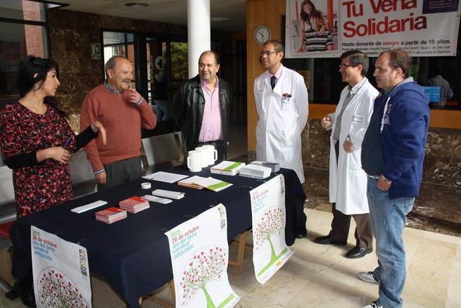 Imagen: El Hospital Mancha Centro registra un caso de ictus al día de media