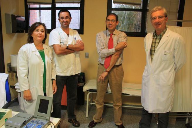 Imagen: La Gerencia Integrada de Alcázar anima a sus trabajadores y grupos de riesgo a vacunarse de la gripe
