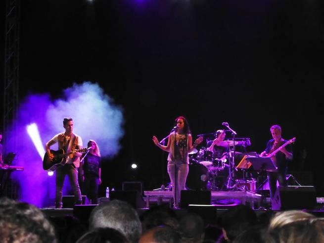 imagen de Alcázar vuelve a demostrar su solidaridad con un lleno en el concierto de la Unión a favor de Cruz Roja
