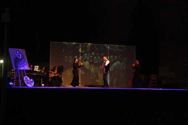 imagen de La Danza del Greco y el ritmo de Auryn para amenizar la noche del 1 de septiembre en Illescas