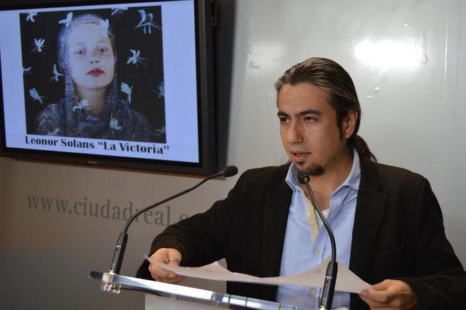 """Imagen: Leonor Solans con """"Victoria"""" se alza con el XXIV Premio """"López Villaseñor"""" de Artes Plásticas"""
