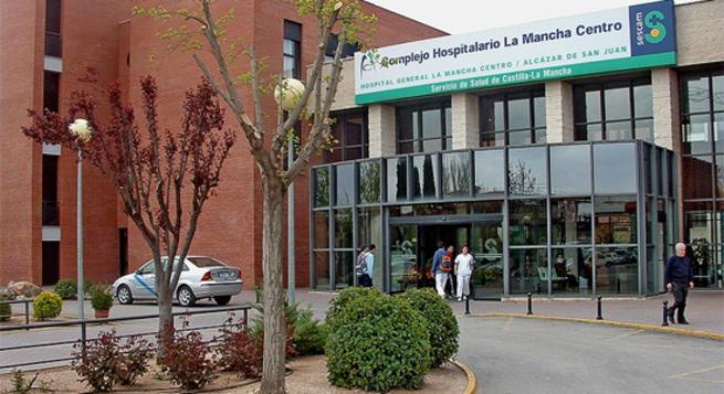 Imagen: El Centro de Vacunación del Hospital Mancha Centro atiende a 394 personas