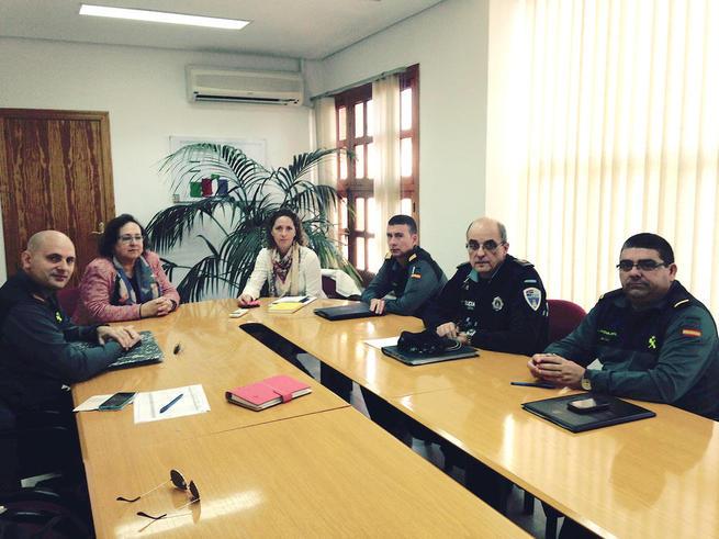 Imagen: Los servicios de atención a la violencia de género analizan en su reunión de coordinación en Argamasilla de Calatrava