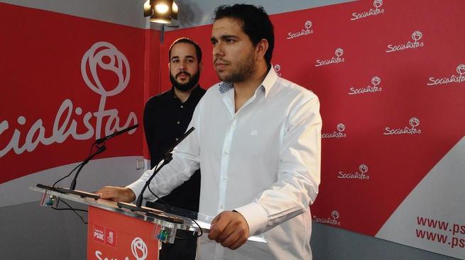 """Imagen: Juventudes Socialistas de Ciudad Real llama a todos a ayudar al Pueblo saharaui, """"ocupando el espacio que está dejando el Gobierno de Rajoy"""""""