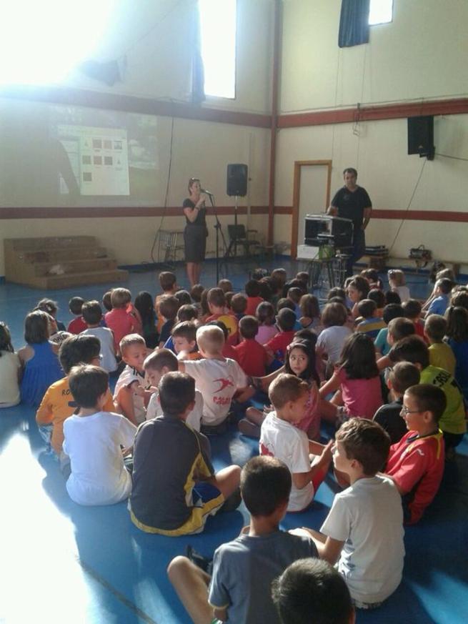 imagen de La escuela de verano de Bolaños 2014: de la integración a una total inclusión educativa