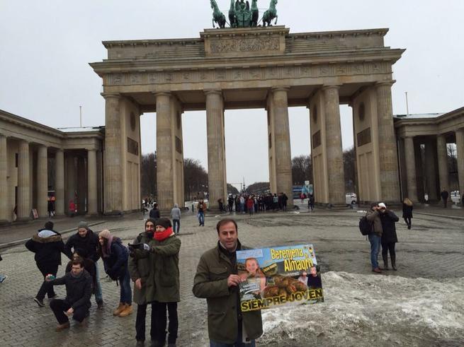 imagen de La berenjena de Almagro viaja a Alemania