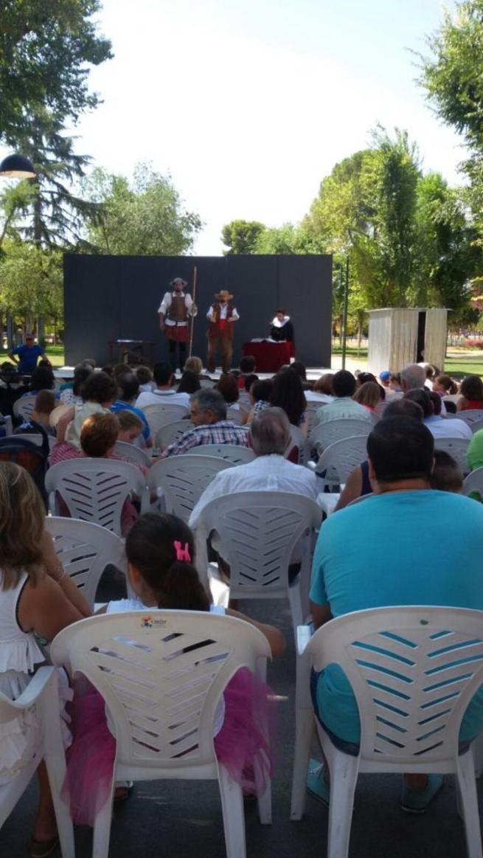 """Imagen: Los jovenes de Ciudad Real disfrutan de """"Miguel de Cervantes y su gran obra"""""""