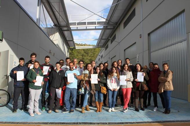 Imagen: Concluye el 'Noviembre emprendedor' de Almonacid de Zorita