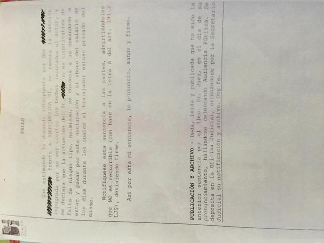 Imagen: CCOO obtiene otras dos sentencias favorables frente a Ambuibérica- Ciudad Real