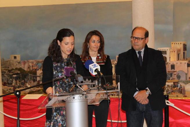 Imagen: El Belén de Diputación de Albacete abre la Ruta Provincial de Belenes