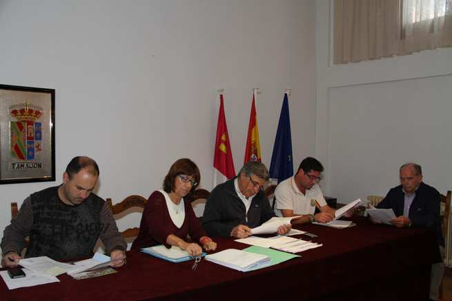 imagen de El Ayuntamiento de Tamajón aprobó la Cuenta General del año 2013