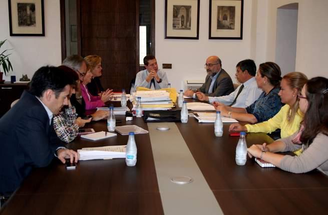 imagen de El Ayuntamiento de Toledo presenta un proyecto de movilidad y turismo para sumarse al programa de Ciudades Inteligentes
