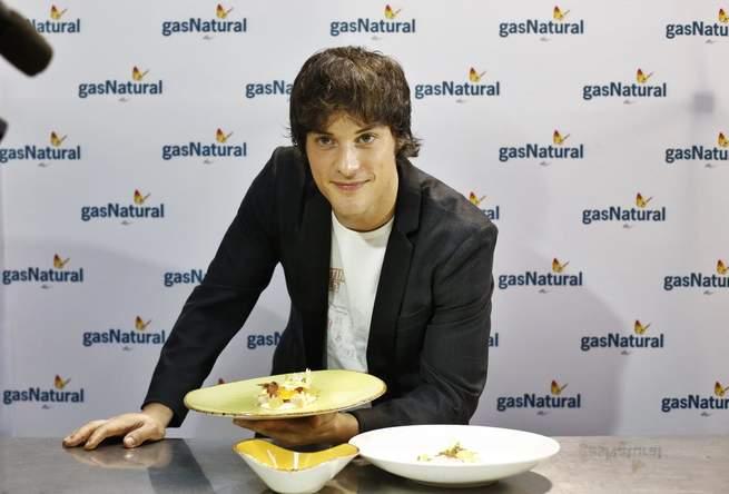 imagen de Jordi Cruz protagoniza la nueva campaña de gas natural en al que se dan a conocer las ventajas de contar con esta energía en el hogar