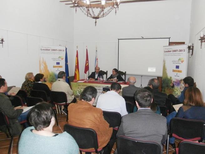 Imagen: Empresarios de la comarca de Cuenca participaron en una jornada sobre el papel de las pymes en el desarrollo sostenible