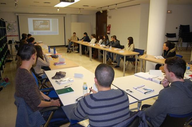 Imagen: Jovenes de Ciudad Real comienzan su formación dentro del Plan Integral de Cualificación y Empleo