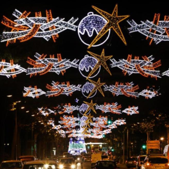 Imagen: Albacete brillará como nunca para celebrar la Navidad 2015-16