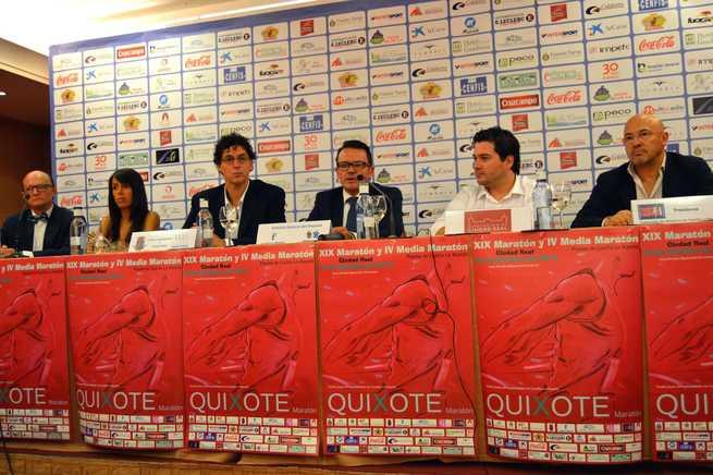 imagen de Ciudad Real acogerá el 19 de octubre la 19ª edición del Quixote Maratón y la 4ª Media Maratón de Castilla-La Mancha