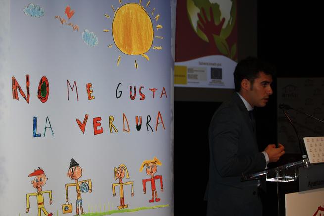 imagen de Pablo Alonso presenta 'No me gusta la verdura' en el acto de conmemoración del Día de la Mujer Rural