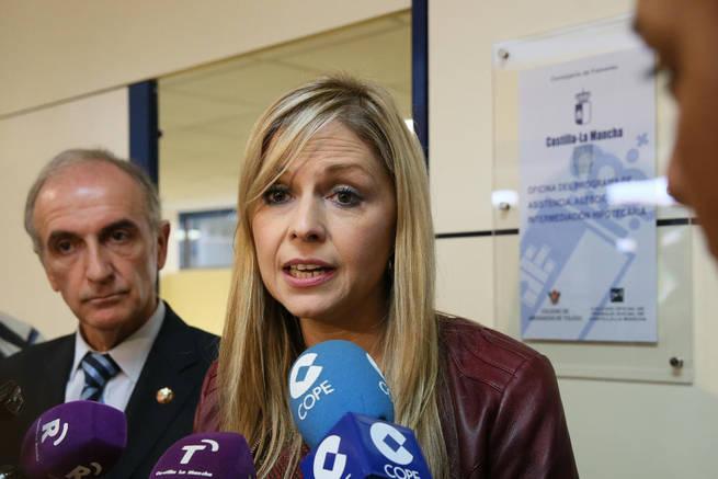 Imagen: Toledo suma casi la mitad de los procedimientos de desahucio abiertos en Castilla-La Mancha