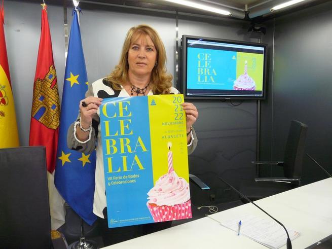"""Imagen: Albacete acoge la VII edición de """"CELEBRALIA"""" Feria de Bodas y Celebraciones en el IFAB"""