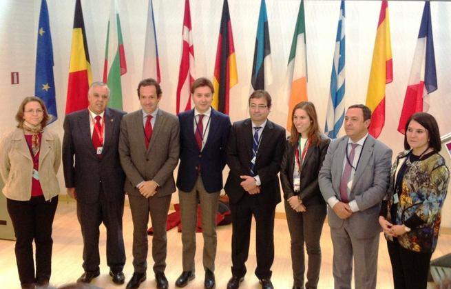 Imagen: Castilla-La Mancha preside la delegación española en la Mesa del Comité de las Regiones de la Unión Europea