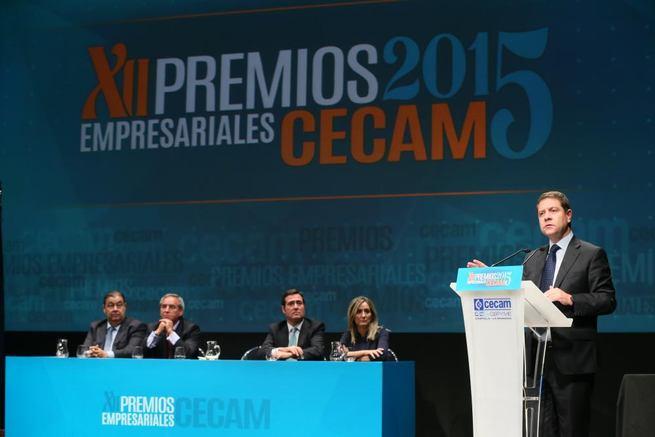 """Imagen: García-Page anuncia una norma que """"institucionalice y estabilice"""" al Consejo Regional de Relaciones Laborales"""