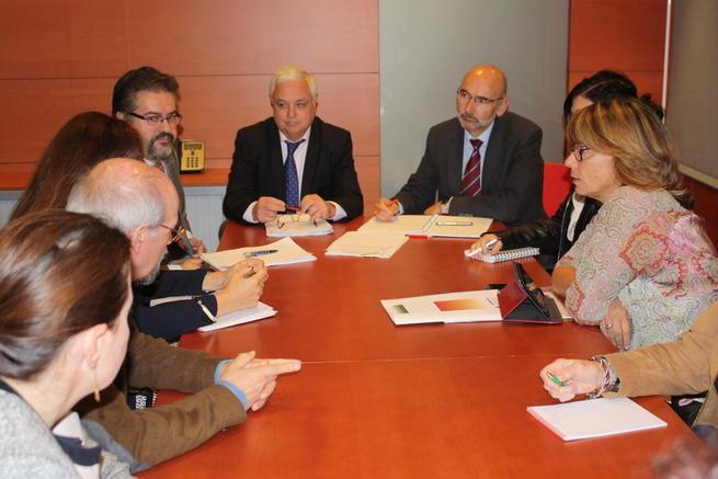 Imagen: La Consejería de Sanidad impulsa la participación de las asociaciones de consumo en nuestra Región
