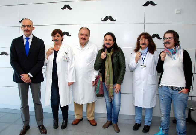 """Imagen: El Centro de Salud de Navamorcuende  promueve el ejercicio físico saludable bajo el lema """"Mueve el bigote, mueve el corazón"""""""