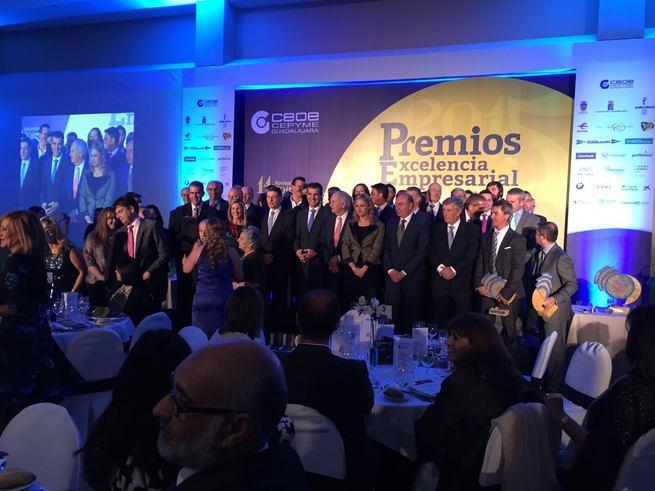 Imagen: Elena de la Cruz anima a los empresarios de Guadalajara a contratar a través del Plan Extraordinario por el Empleo
