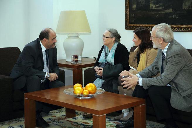 Imagen:  Castilla-La Mancha se interesa por los proyectos de la Fundación Vicente Ferrer