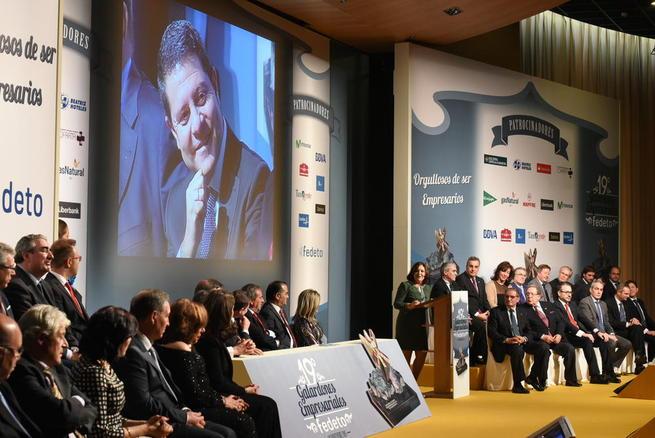 Imagen: El presidente de Castilla-La Mancha reclama unidad para defender los intereses hídricos de la región