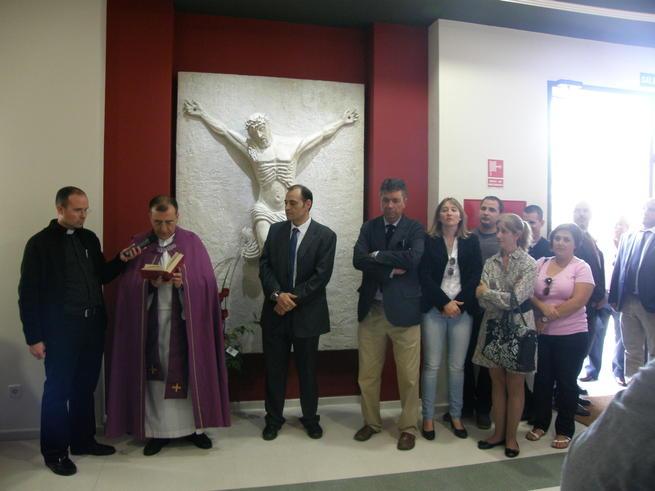 imagen de El nuevo tanatorio-crematorio de Bargas abre sus puertas