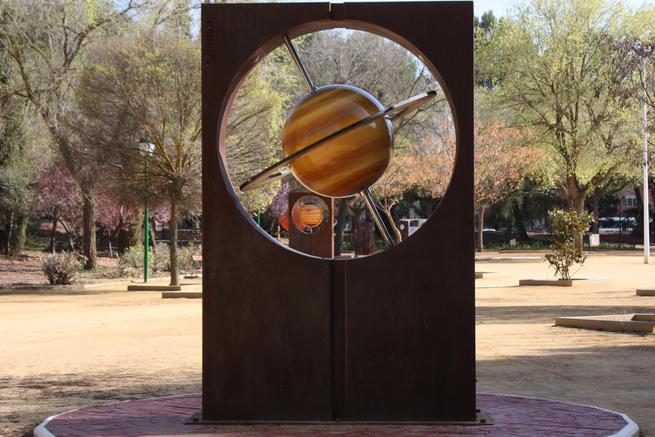 imagen de Paseo del Sistema Solar en Manzanares