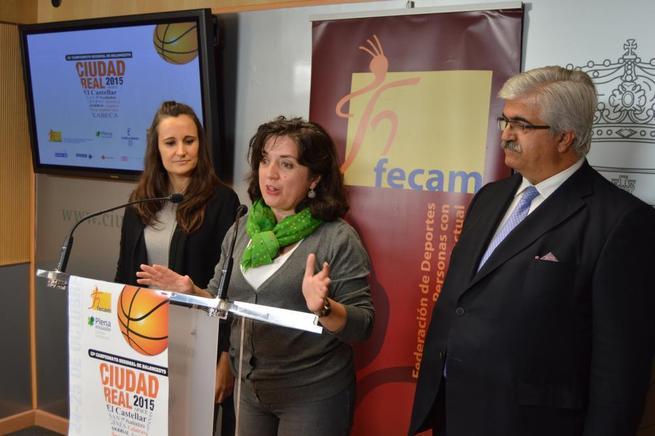 imagen de Ciudad Real acoge este fin de semana el 13º Campeonato Regional de Baloncesto de FECAM