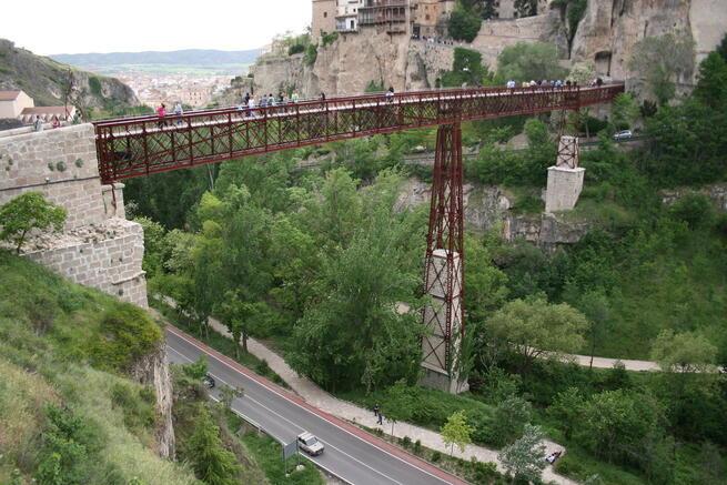 imagen de Puente de San Pablo en Cuenca