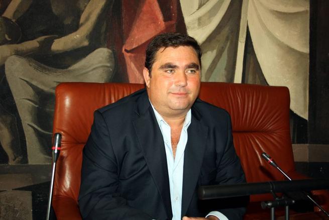 Imagen: Pedro Antonio Palomo, nuevo presidente del Consorcio de Residuos Sólidos Urbanos de Ciudad Real por unanimidad