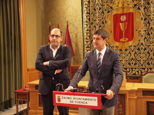imagen de El Ayuntamiento de Cuenca bajará el IBI un 10% en 2015 para contrarrestar la subida impulsada por el Gobierno de España