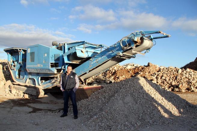 imagen de Emprendedores. Excavaciones y Zahorras Sánchez Ramos