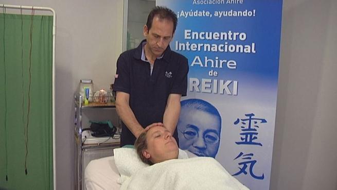 Imagen: Reiki, la curación con las manos