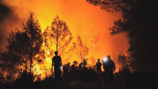 Imagen: Más precaución y conciencia social por el riesgo de incendios forestales