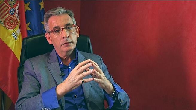 Imagen: Entrevista Alcalde de Valdepeñas