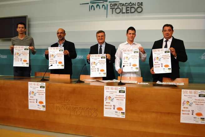 imagen de AFANION agradece a García-Tizón el compromiso y ayuda permanente de la Diputación de Toledo