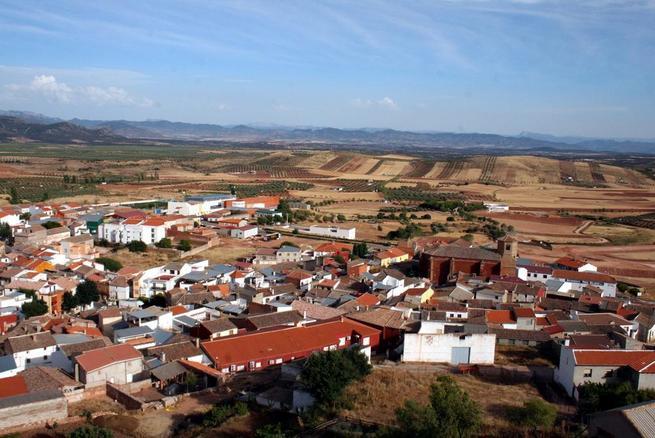 Imagen: El Ayuntamiento de Terrinches pone en marcha un proyecto de huertos sociales en el paraje de La Hoya