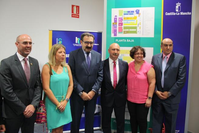 Imagen: El Gobierno de Castilla-La Mancha potenciará el desarrollo del Hospital General de Tomelloso