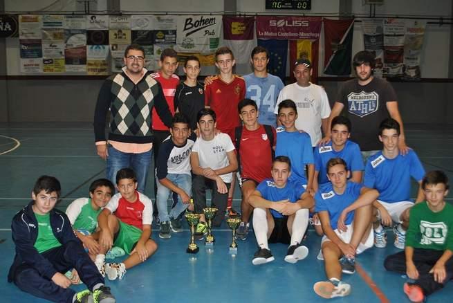imagen de Más de 1.000 personas han participado en la II Semana de Juventud y Deportes en Torrijos