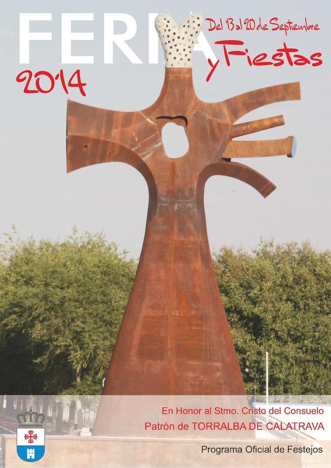 imagen de  Las Fiestas de Torralba de Calatrava comenzarán este sábado 13 con el pregón de la querida artista local Laura García