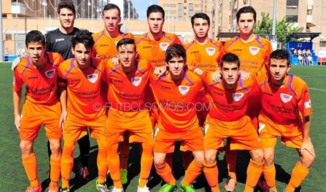 imagen de El Dépor Juvenil Guadalajara División de Honor saca un punto en su primera salida
