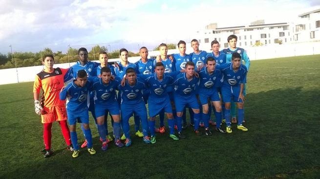imagen de El  Mecoval-Rte. Europa CD Valdepeñas juvenil comienza la liga con empate fuera de casa con sabor a victoria